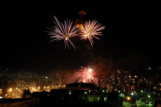 Zoran Buletic - Opening Fireworks