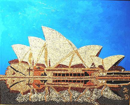 Opera of Sydney by Kovats Daniela