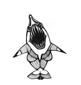 Operatic Shark by Richard Lloyd
