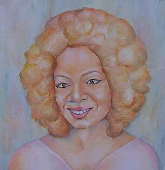 Oprah Winfrey by Nasko Dimov