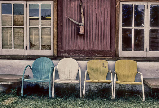 Oracle Chairs by Robert Schambach