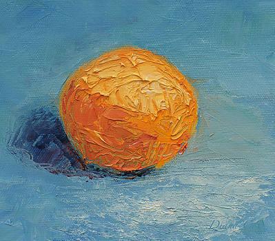 Diana Cox - Orange a la Van Gogh