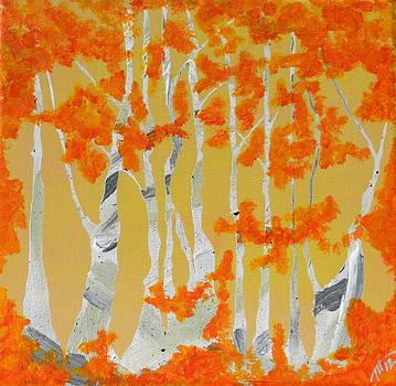 Orange by Heather  Hubb