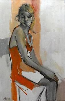 Orange by Nancy Blum