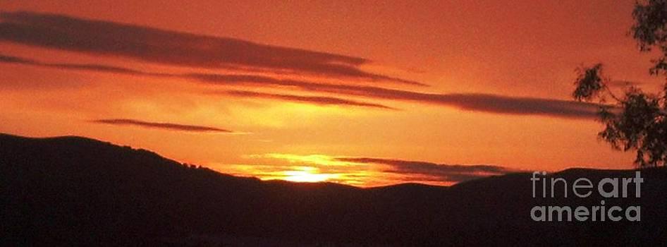 DJ Laughlin - Orange Sundown