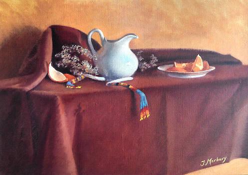 Oranges And Cream by John Marbury