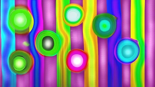 Orbs by Rosana Ortiz
