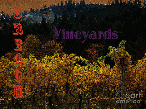Glenna McRae - Oregon Vineyards