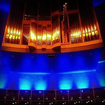 #organ #concert Today by Luise Sommer