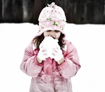 Gwyn Newcombe - Organic Snow Cone