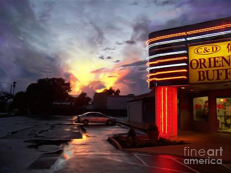 Oriental Buffet by Jeff Breiman