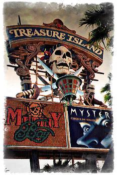 Ricky Barnard - Original Treasure Island Marquee 1994 - IMPRESSIONS