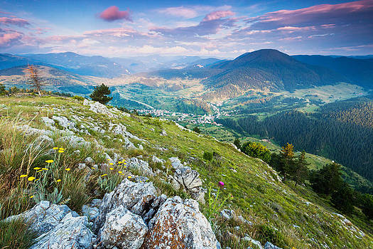 Orphic Land by Evgeni Dinev