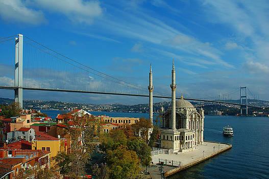 Ortakoy by Atalay Karacaorenli