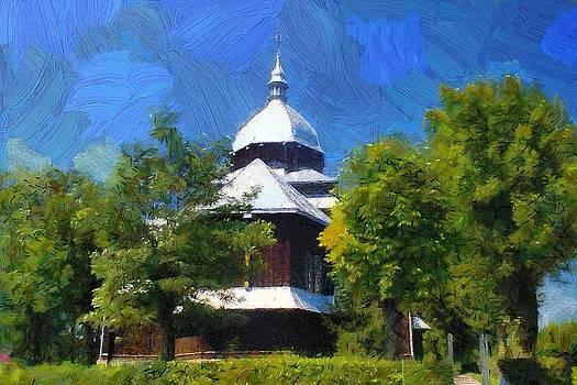 Orthodox church  by Boguslaw Florjan
