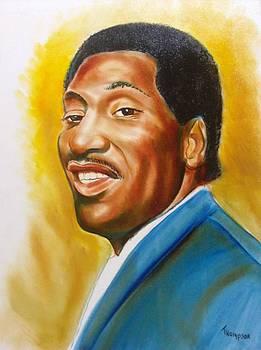 Otis Redding by James  Thompson