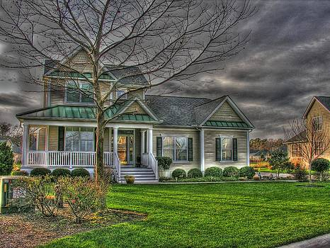 Our House by Barry Mones