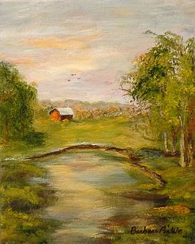 Out Behind the Barn by Barbara Pirkle