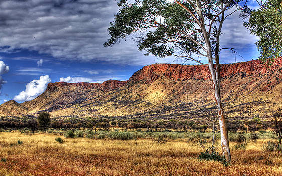 Outback one by James Mcinnes
