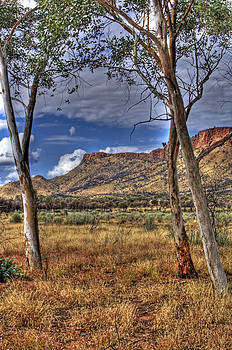 Outback two by James Mcinnes