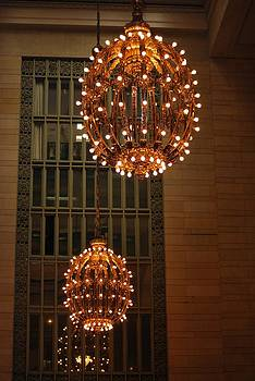 Michelle Cruz - Oval Lights