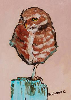 Owly by Debbie Beukema