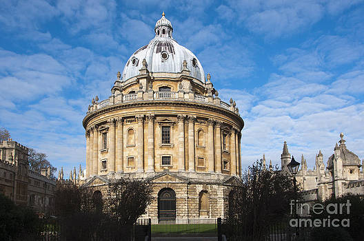 Oxford Scenic by Andrew  Michael