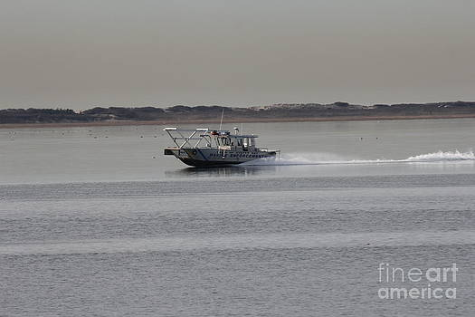 Oyster Bay Marine Enforcement by Scenesational Photos