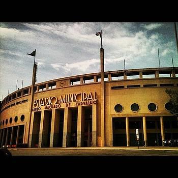 Pacaembu ... #estadio #pacaembu #recopa by Carlos Alberto