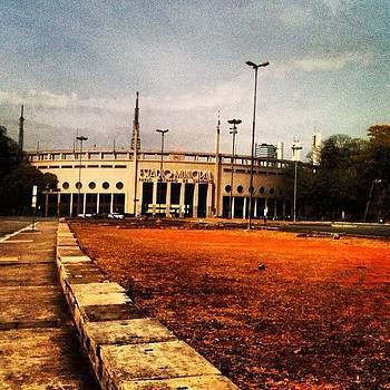 Pacaembu ... #sp #zeroonze #brasil by Carlos Alberto