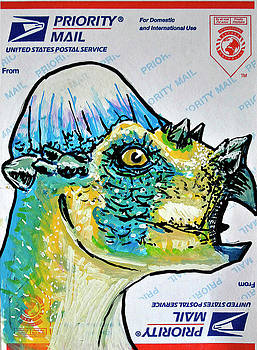 Josean Rivera - Pachycephalosaurus