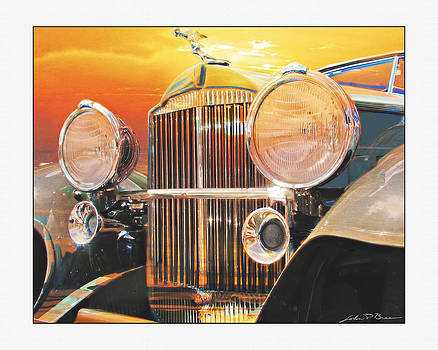 Packard  Grill by John Breen