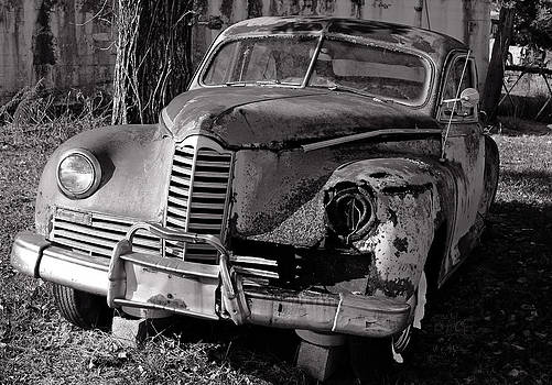 TONY GRIDER - Packard Out to Pasture I