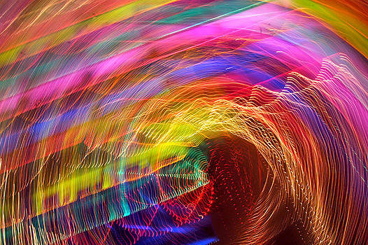Paint with lights-3 by Arvind T Akki