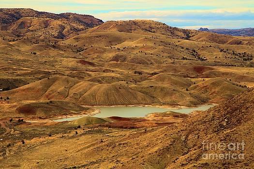 Adam Jewell - Painted Hills Lake