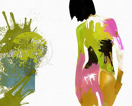 Su Ferguson - Don Burkheimer - Painted Lady