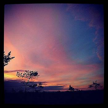Painted #sky by Luise Sommer