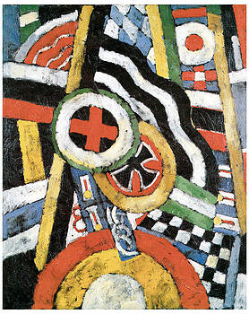 Marsden Hartley - Painting Number 5
