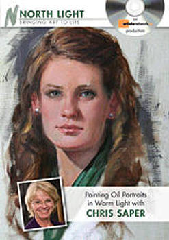 Chris  Saper - Painting Oil Portraits in Warm Light