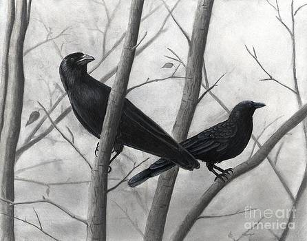 Christian Conner - Pair of Crows