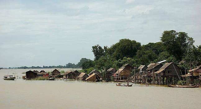 RicardMN Photography - Palafitos in Burma
