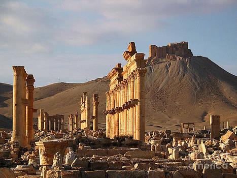 Palmyra by Issam Hajjar