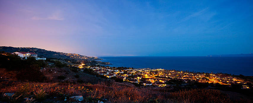 Adam Pender - Palos Verdes City Lights