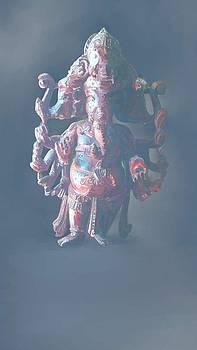 Usha Shantharam - Panchamukha Ganesha 1