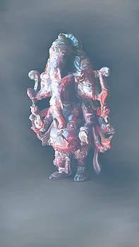 Usha Shantharam - Panchamukha Ganesha 2