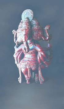 Usha Shantharam - Panchamukha Ganesha 3