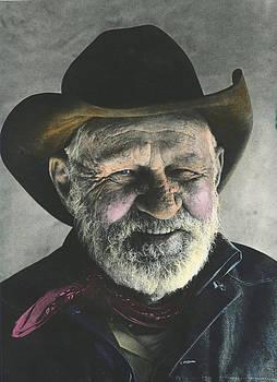 Panhandle Cowboy by JDon Cook