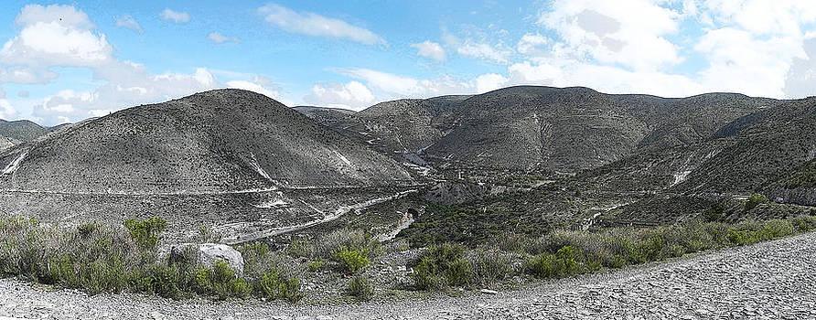 Panoramic Mineral de la Luz by Jesus Nicolas Castanon