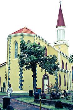 Jonathan Hansen - Papeete Cathedral
