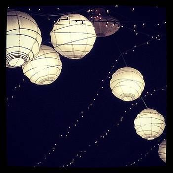 Paper Lanterns by Jaye Howard